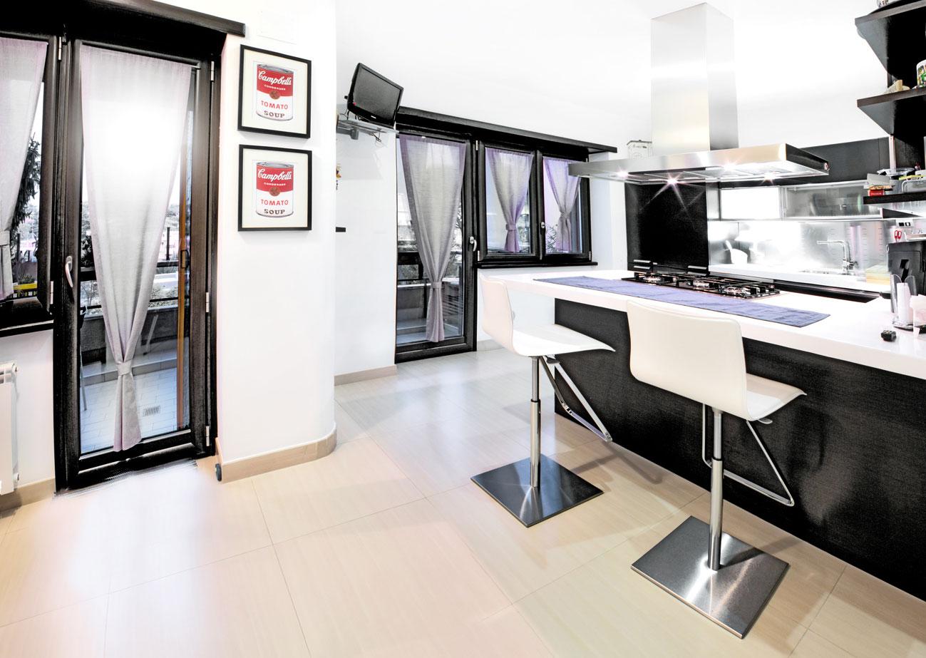 SG flat in rome