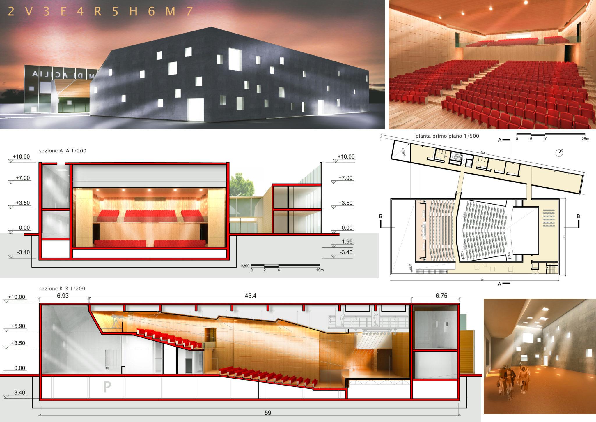 Auditorium di Acilia - Roma -