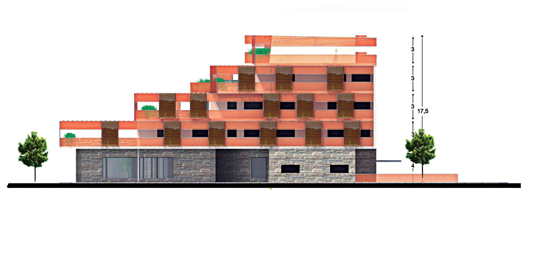 MAT. Matera. Residential