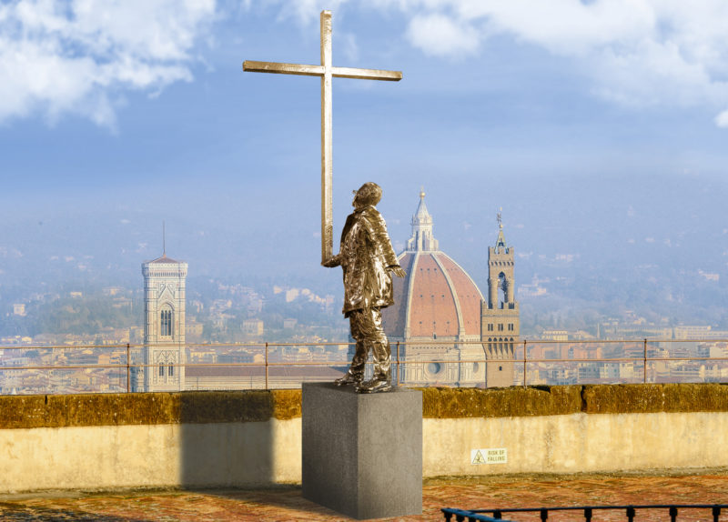 Jan Fabre a Firenze